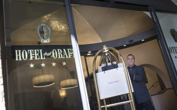 Hotel Degli Orafi Florence