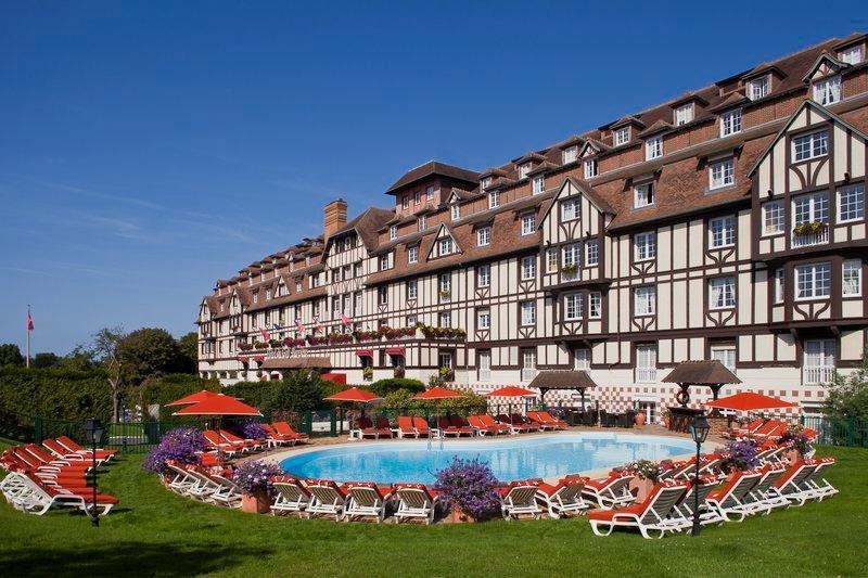 Hotel Barriere L'Hotel Du Golf