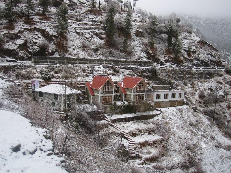 V Resorts Narkanda Cottage