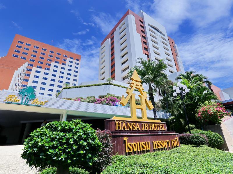 Hansa JB Hotel โรงแรมหรรษา เจบี
