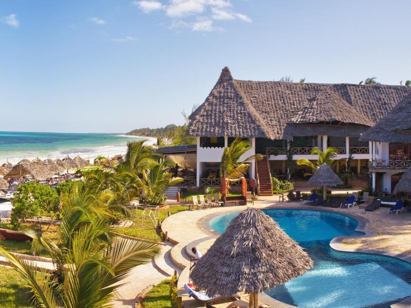 Waridi Beach Resort And Spa