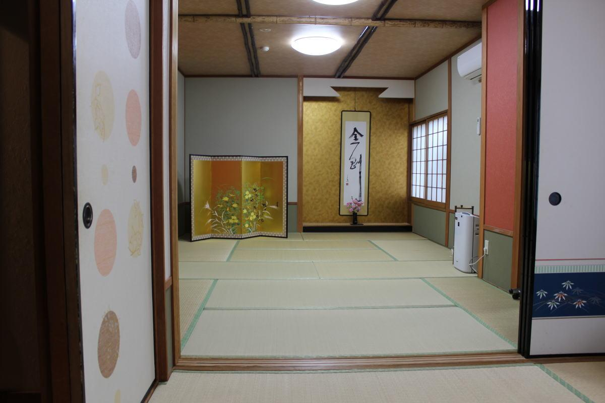 Superior Japanese Style Room for 4 People