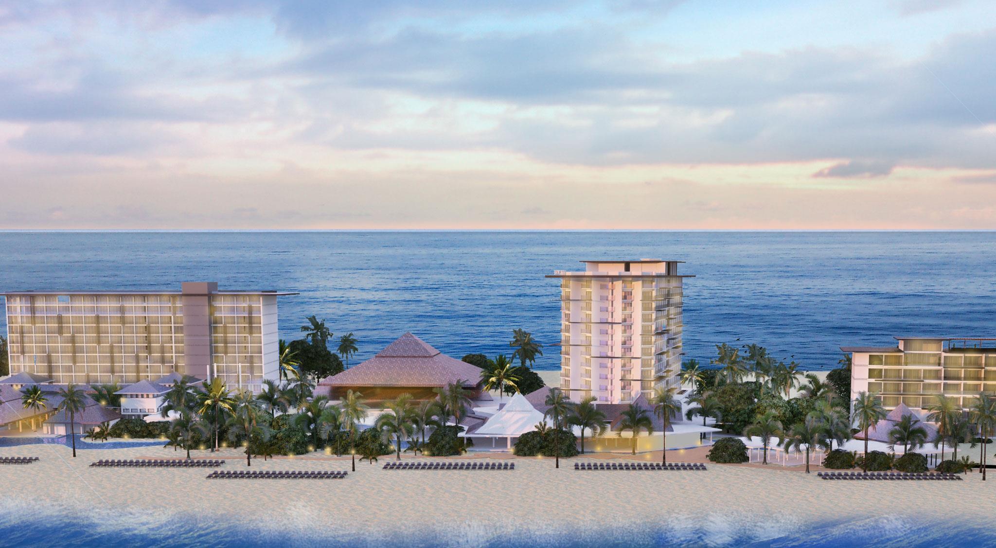 MOON PALACE JAMAICA GRANDE   ALL INCLUSIVE