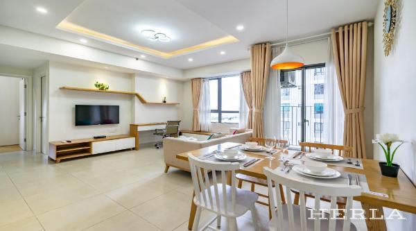 Herla Masteri Thao Dien Luxury Apartment 1209 #T3 Ho Chi Minh City