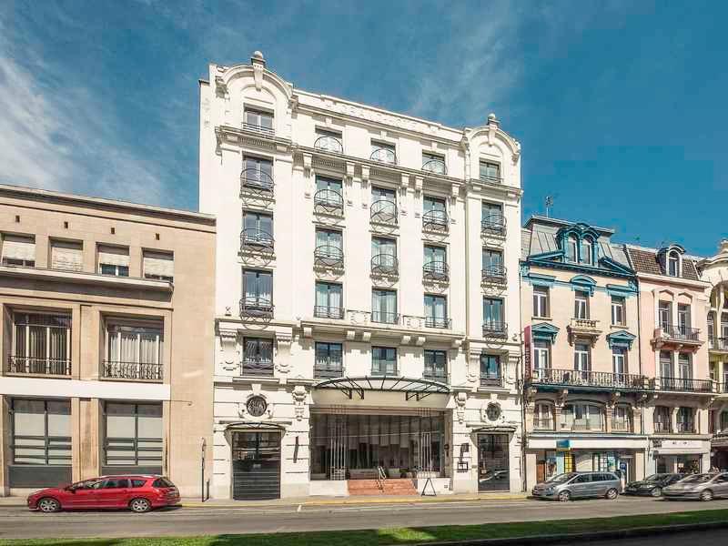 Hotel Mercure Lille Roubaix Grand