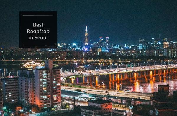 MOONRIVER - Best Rooftop in Seoul Seoul