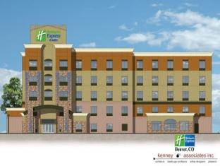 Holiday Inn Express Hotel And Suites Denver East Peoria Street