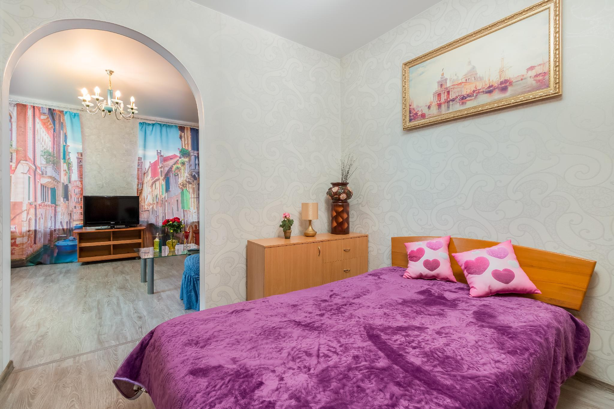 Venice Apartment In The Heart Of Moscow