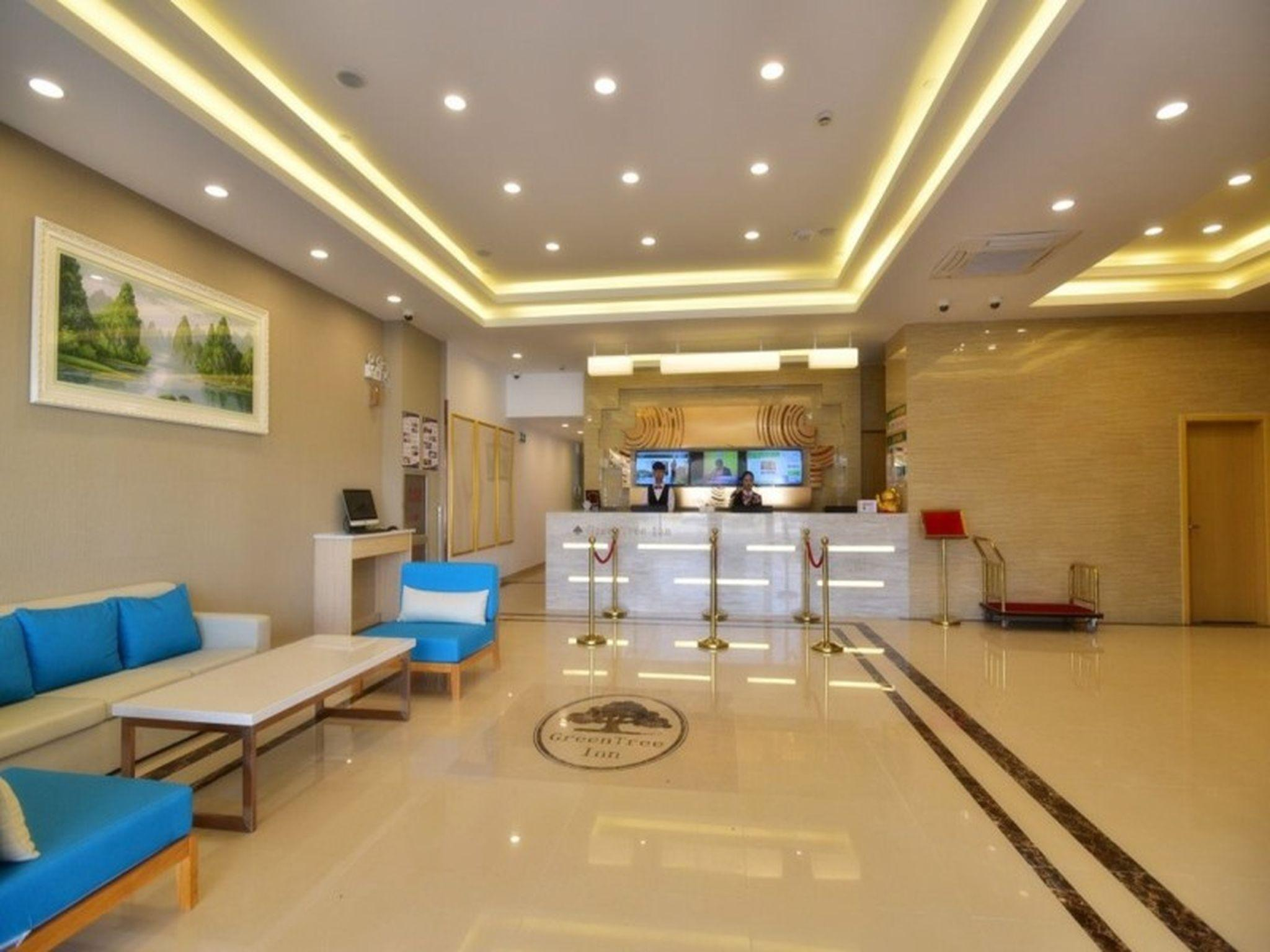 GreenTree Inn Shanghai Huaxiang Road National Convention Center Business Hotel