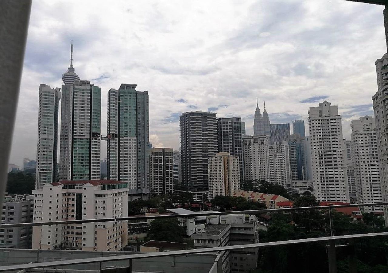 Maxhome@Robertson Residence KL Bukit Bintang 3