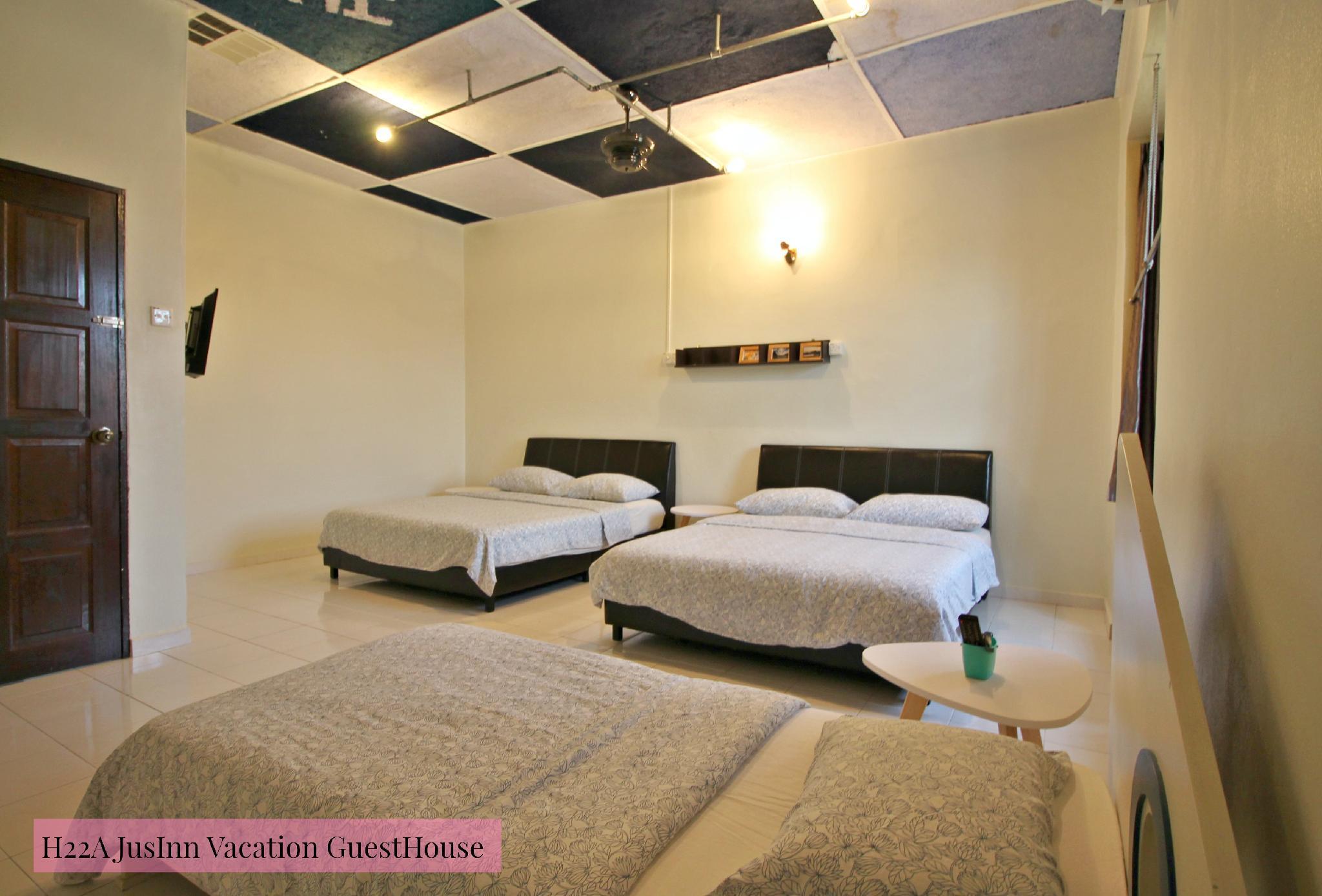 JusInn 5 Pax Concept Room