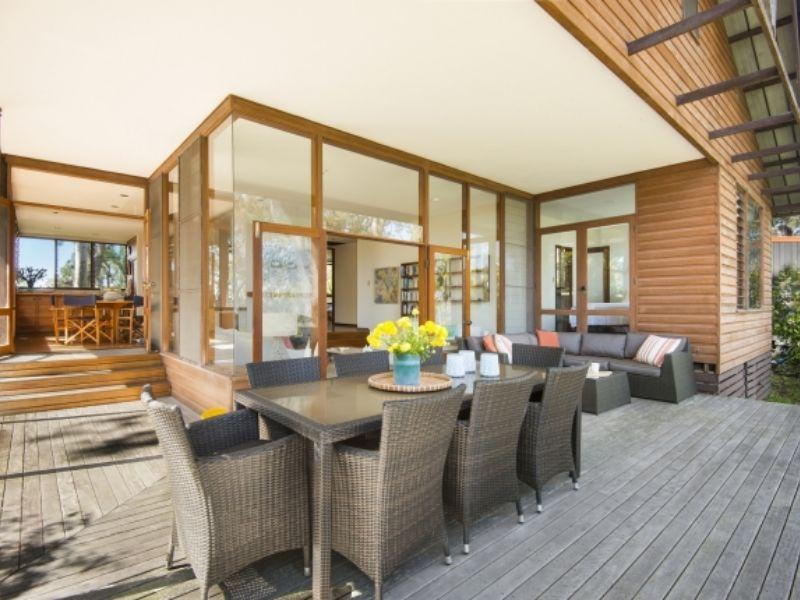 The Deck House