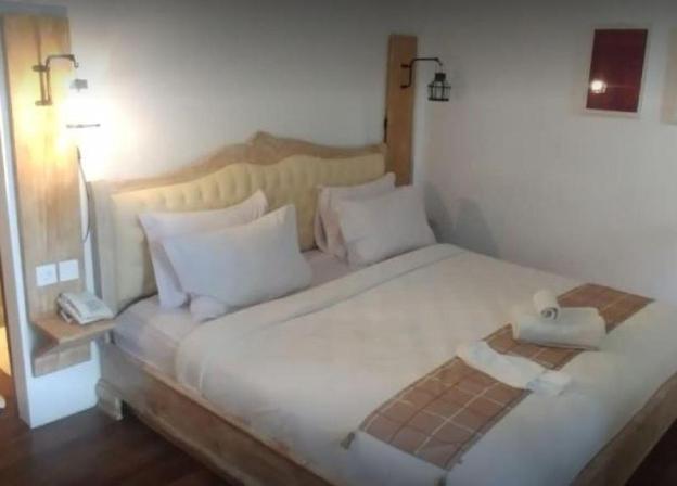 1BR Premium Room 3 w/ JUNGLE VIEW in Ubud CENTER
