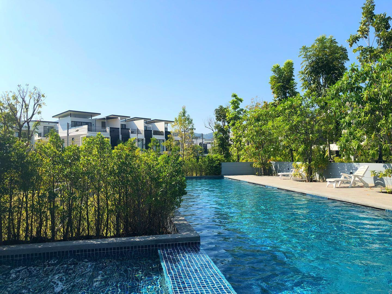 Bangtao Beach Laguna Park Holiday pool Villas Reviews