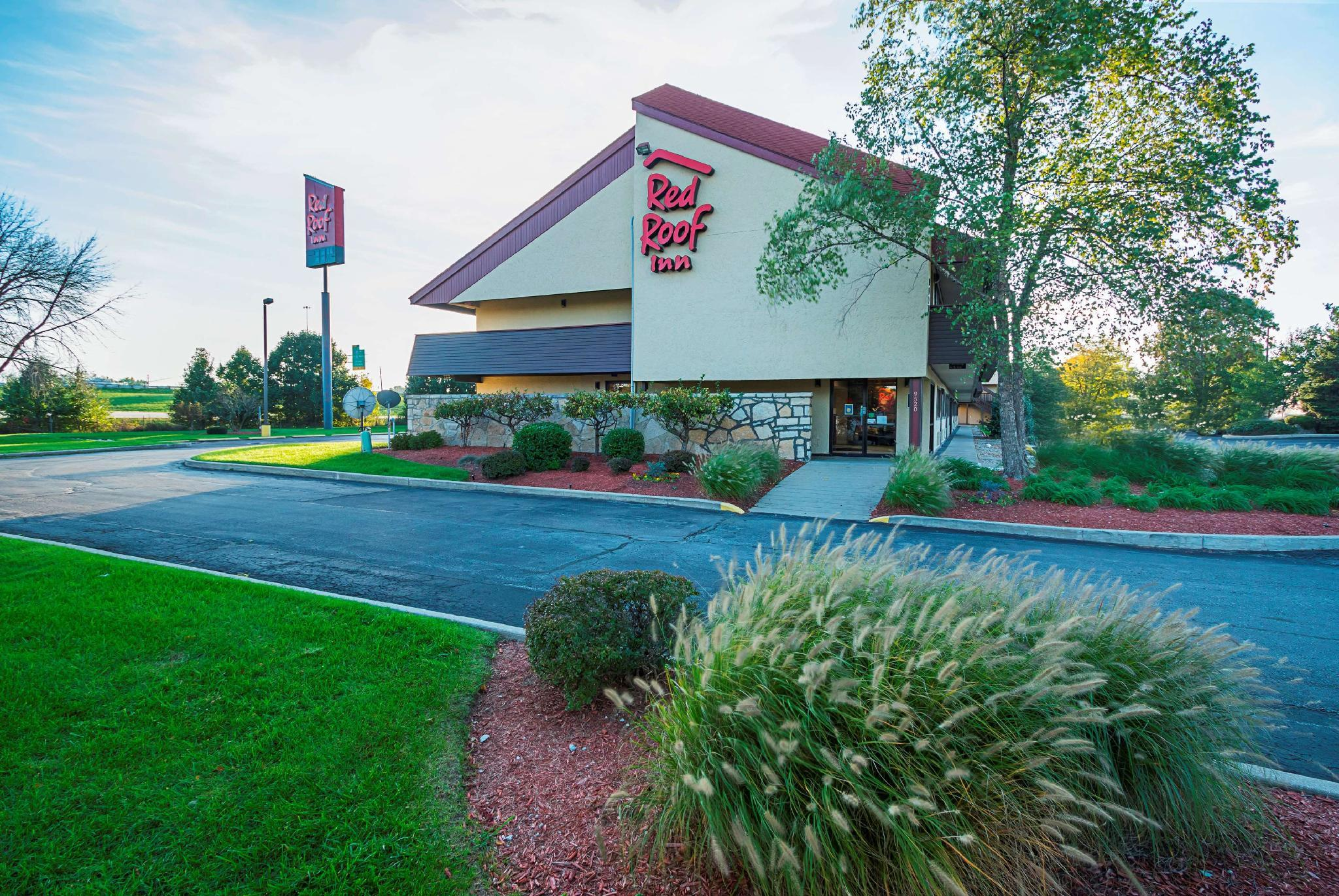 Red Roof Inn Indianapolis North   College Park