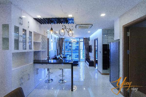 3BR (P7) Luxury, Free Pool & Gym. Ho Chi Minh City