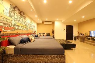 [サトーン]アパートメント(70m2)| 1ベッドルーム/1バスルーム Spacious 4 pax, 8 mins BTS, Free WIFI, Near Silom