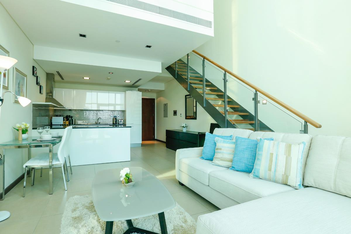 Kennedy Towers  1 Bed Liberty House   DIFC
