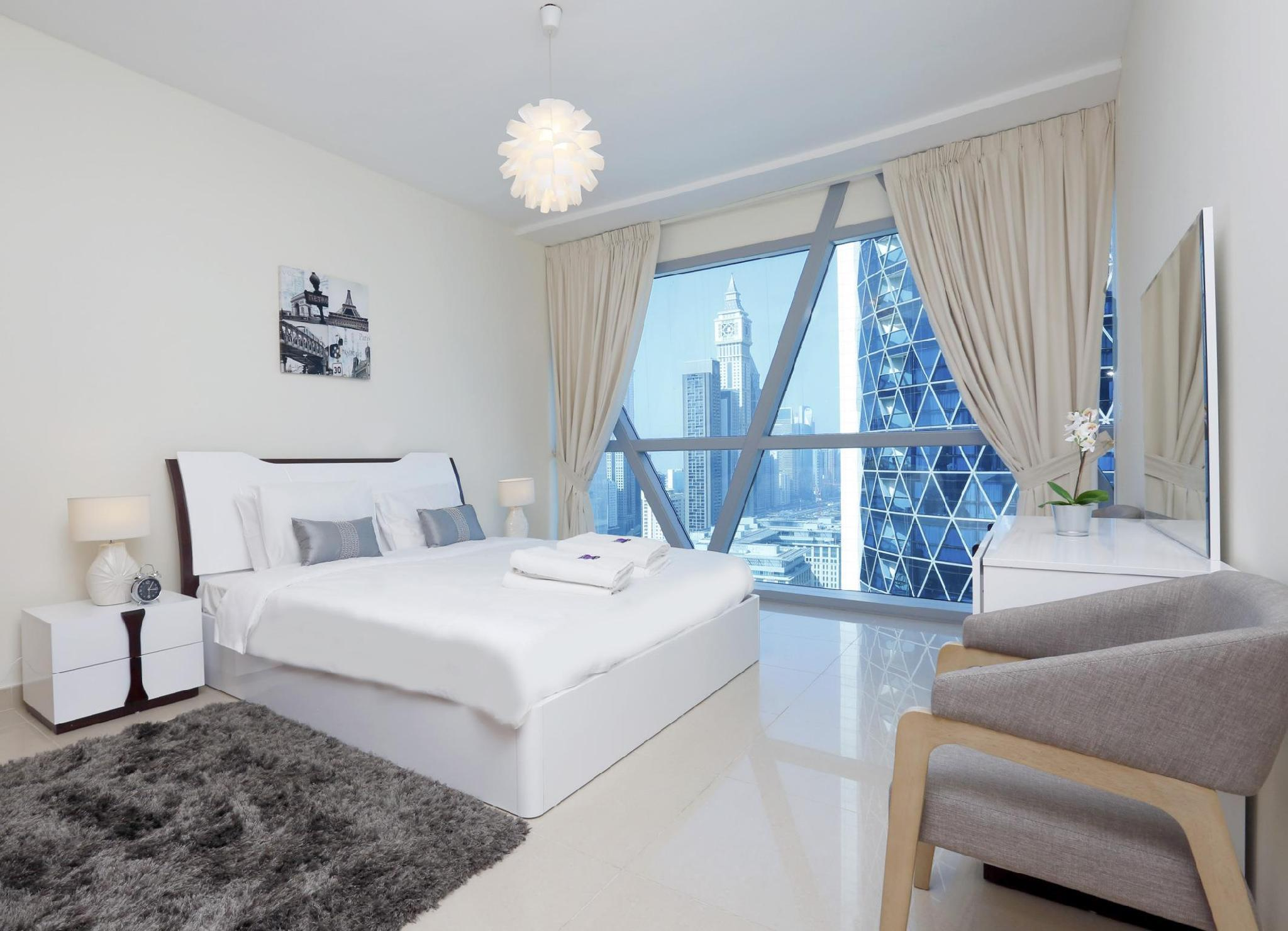 Kennedy Towers  1 Bed Park Towers 1   DIFC