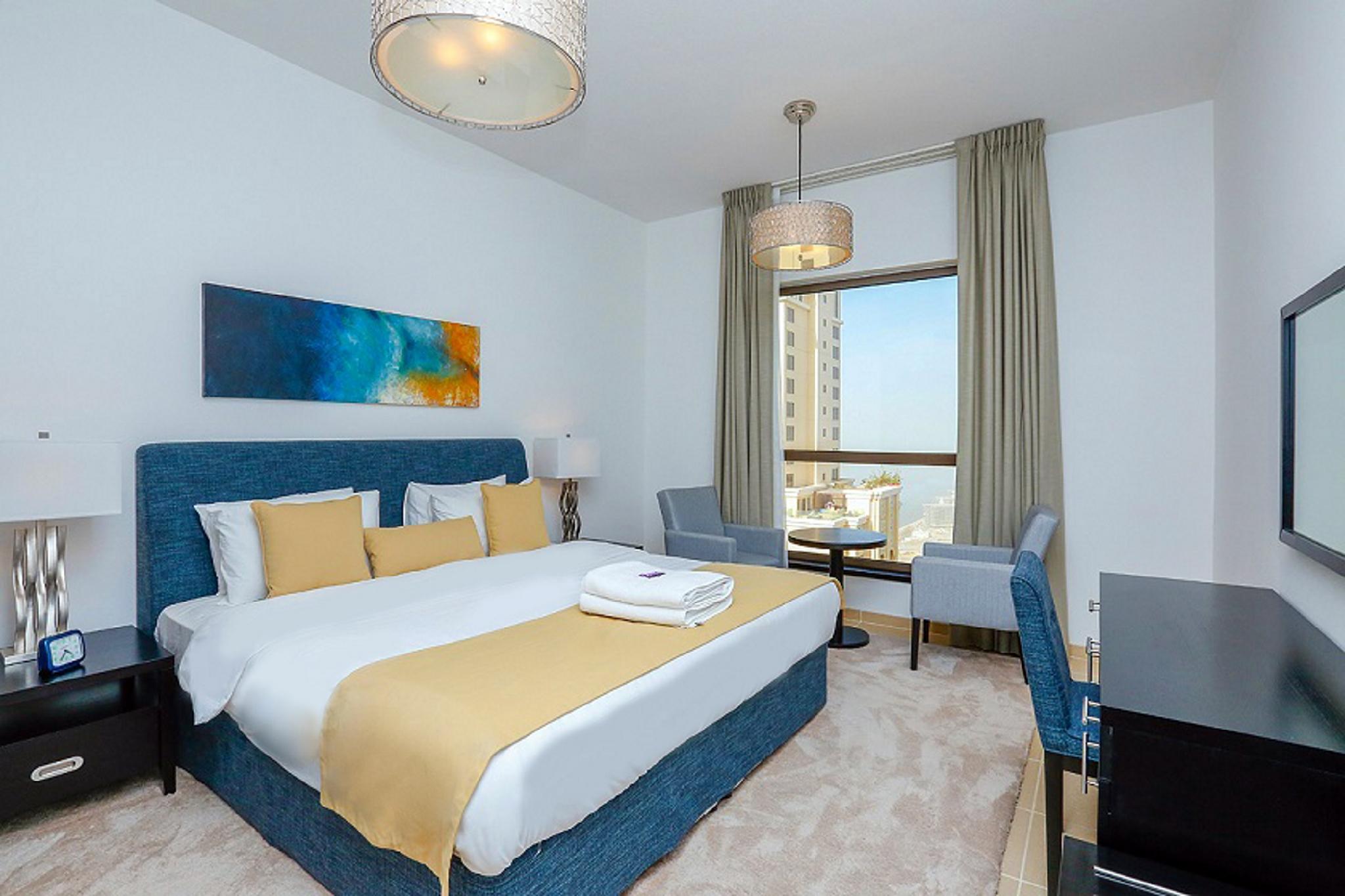 Kennedy Towers  2 Bed Shams 1   JBR