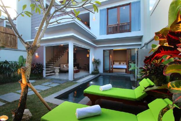 Two Bedroom Private Pool Villa Seminyak
