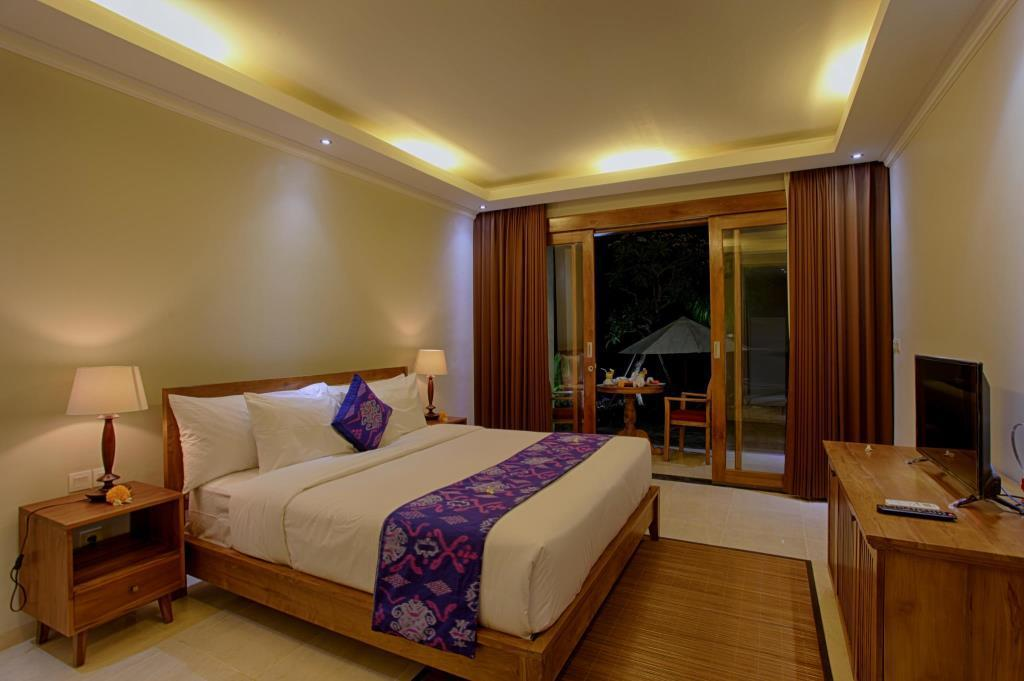 Puri Pendawa Resort   Deluxe 3