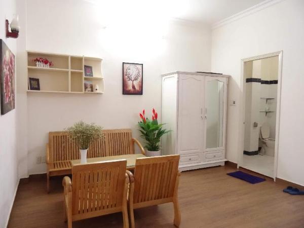 Pink Sakura-Nice &Cozy Apartment in city center Ho Chi Minh City