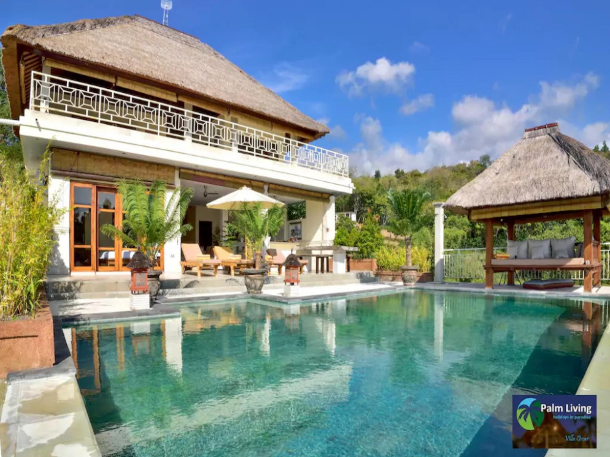 Villa Oscar   Paradise With A View