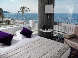 โรงแรมเมอร์กูรนีซพรอมเมอนาดเดซองเกร่ (Mercure Nice Promenade Des Anglais Hotel)