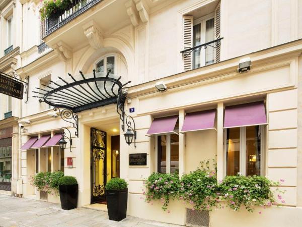 Hotel Queen Mary Paris