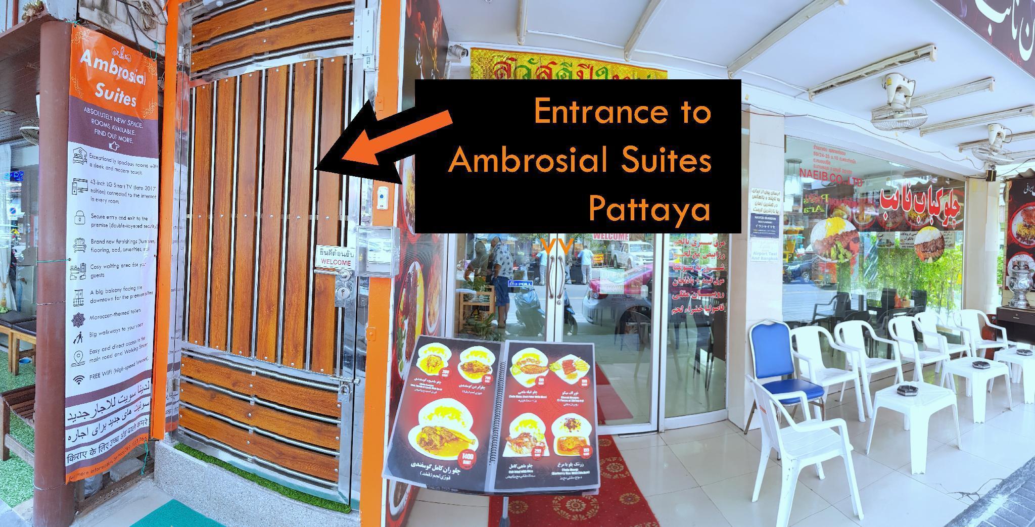 Ambrosial Suites Ambrosial Suites