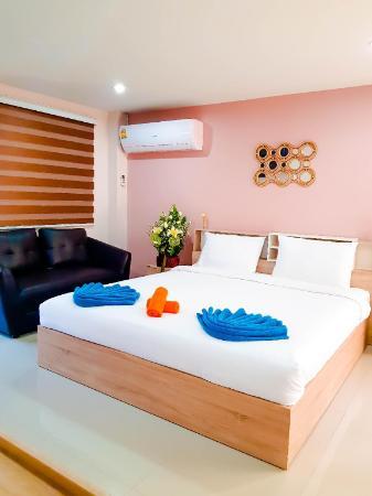 Ambrosial Suites Pattaya