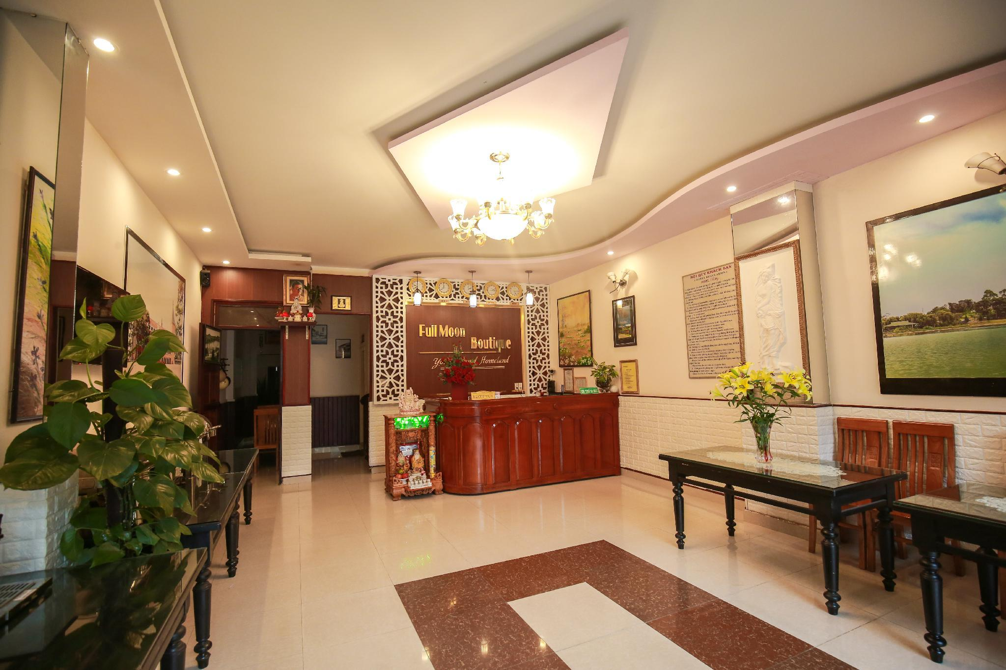 Full Moon Boutique Hotel