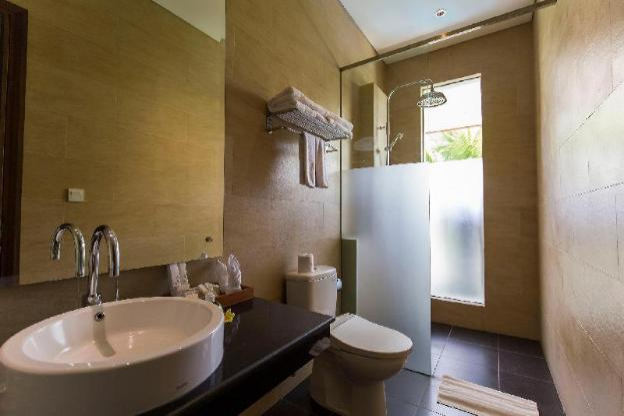 Three Bedroom Pool Villa at Hanoman Street