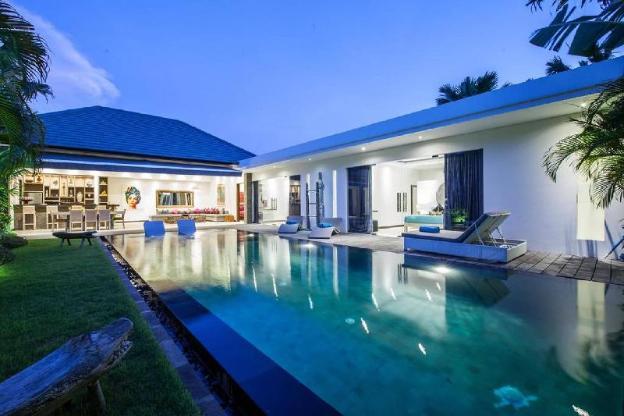 Deluxe Luxury - Cozy Private Villa Seminyak