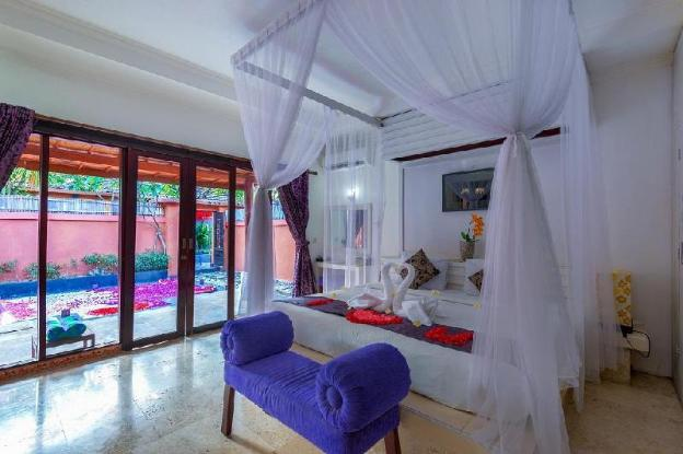 One Bedroom Private Pool Villa @Kuta
