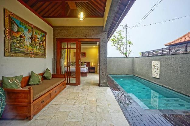 1BR Cozy Villa w/ Private Pool for Honeymooners