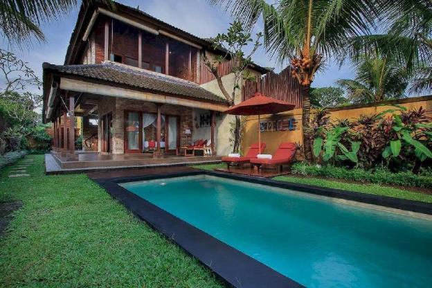Candy Villa Beautiful Two Bedroom Pool Villa