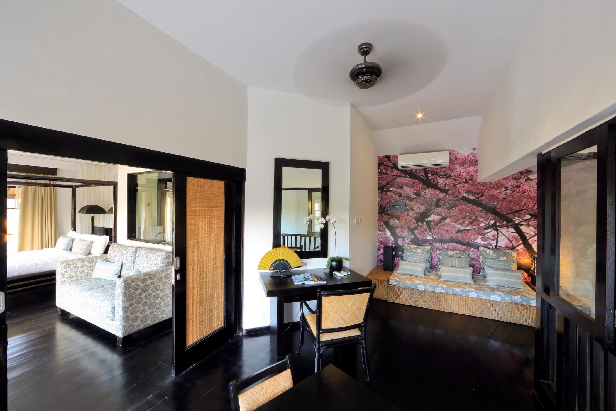 2 Bedrooms Private Pool Japanese Style Villa