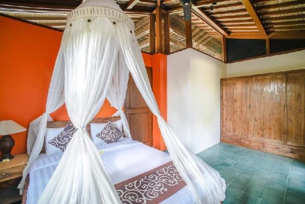 2 BR wooden villa w/private pool@SandanaUbudVilla