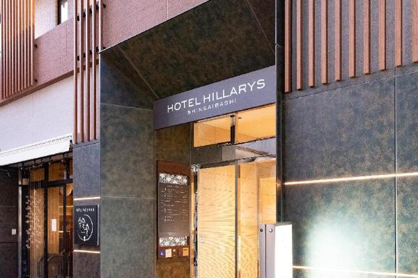 HOTEL HILLARYS Shinsaibashi Osaka