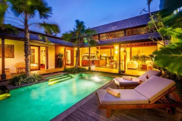 Villa Cempaka 10 minutes to Canggu Beach