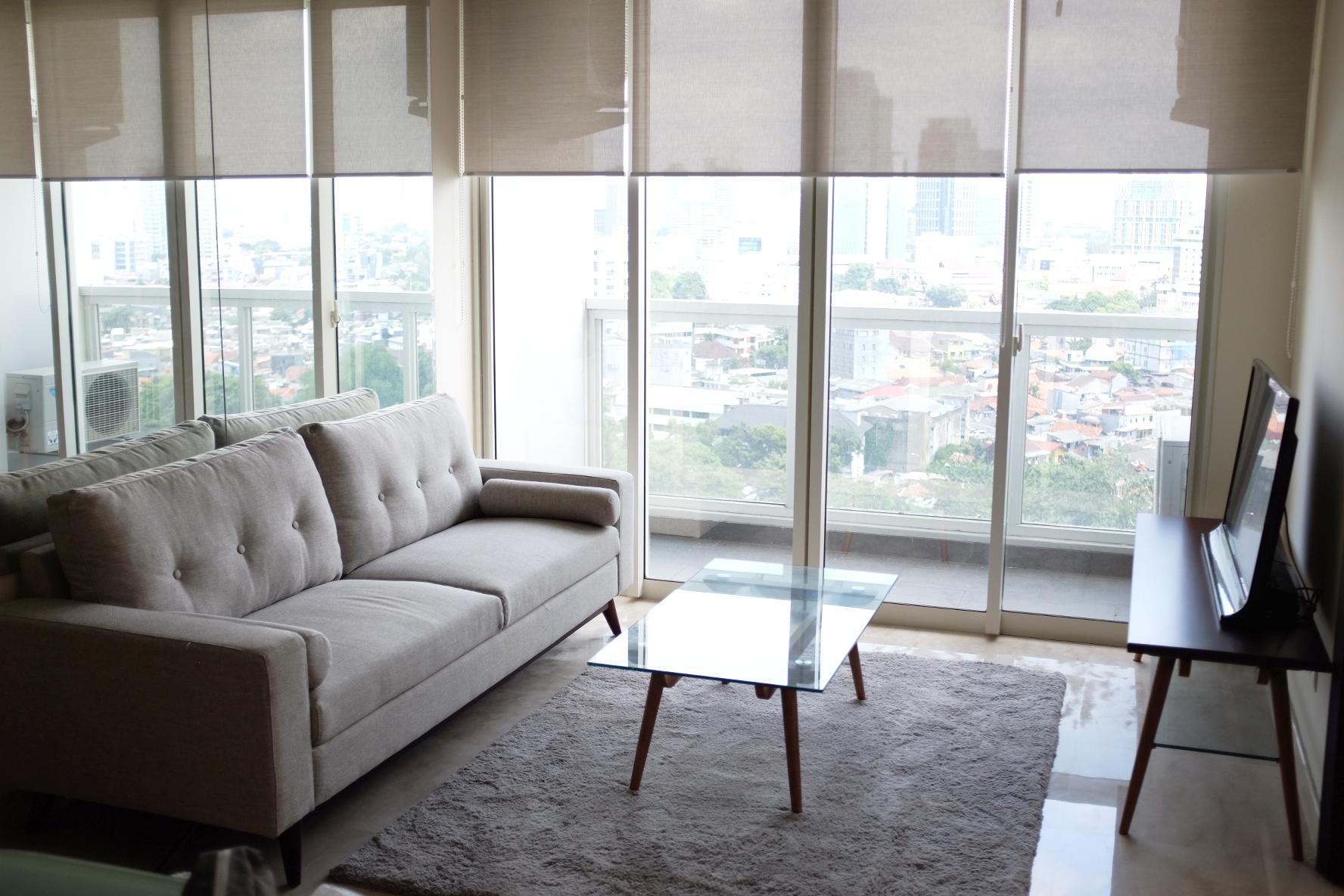 2BR Menteng Park Apartment