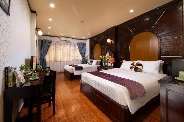 Impressive Boutique Hotel Hanoi