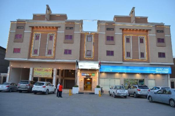 dalla house suites Dammam