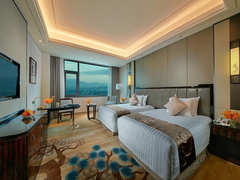 New Century Hotel Tiantai Zhejiang