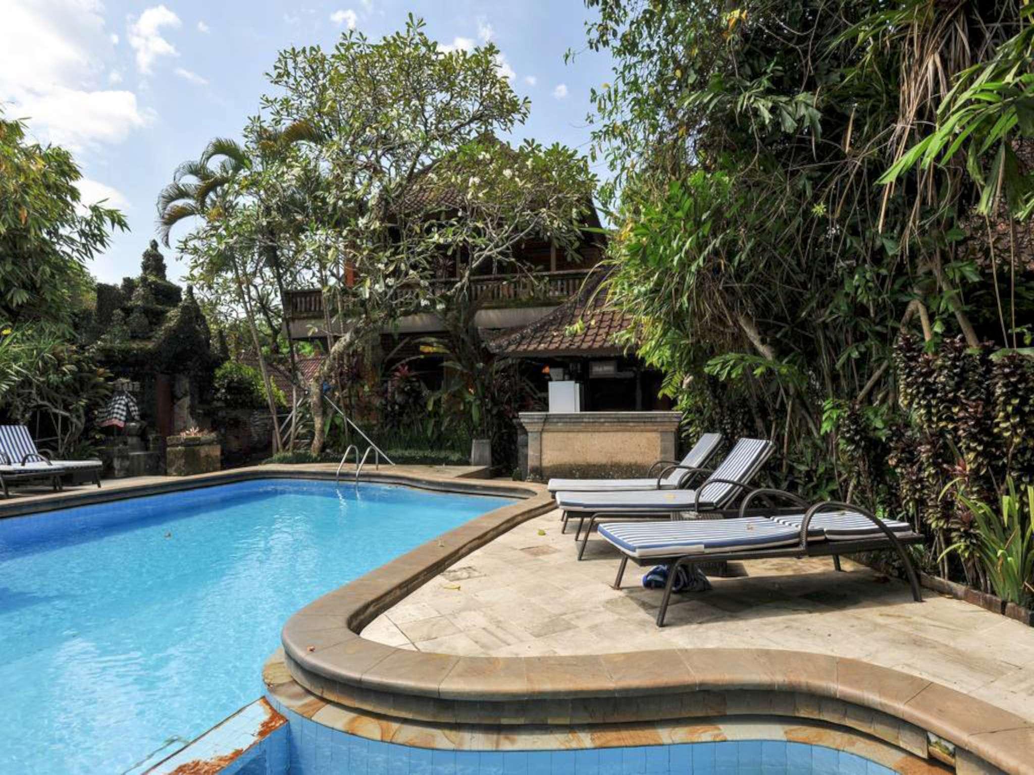 Absolute Balinese Rooms At Ubud Palace