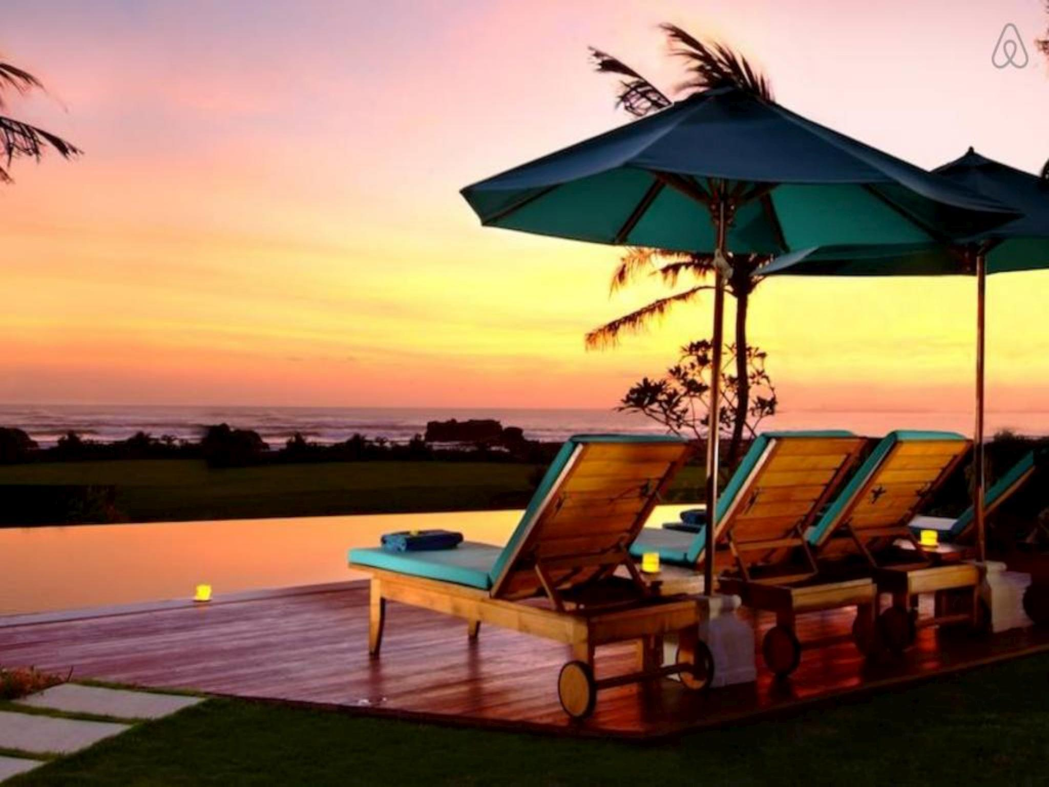 Price 4 Bedroom Beach Front Villas at Canggu