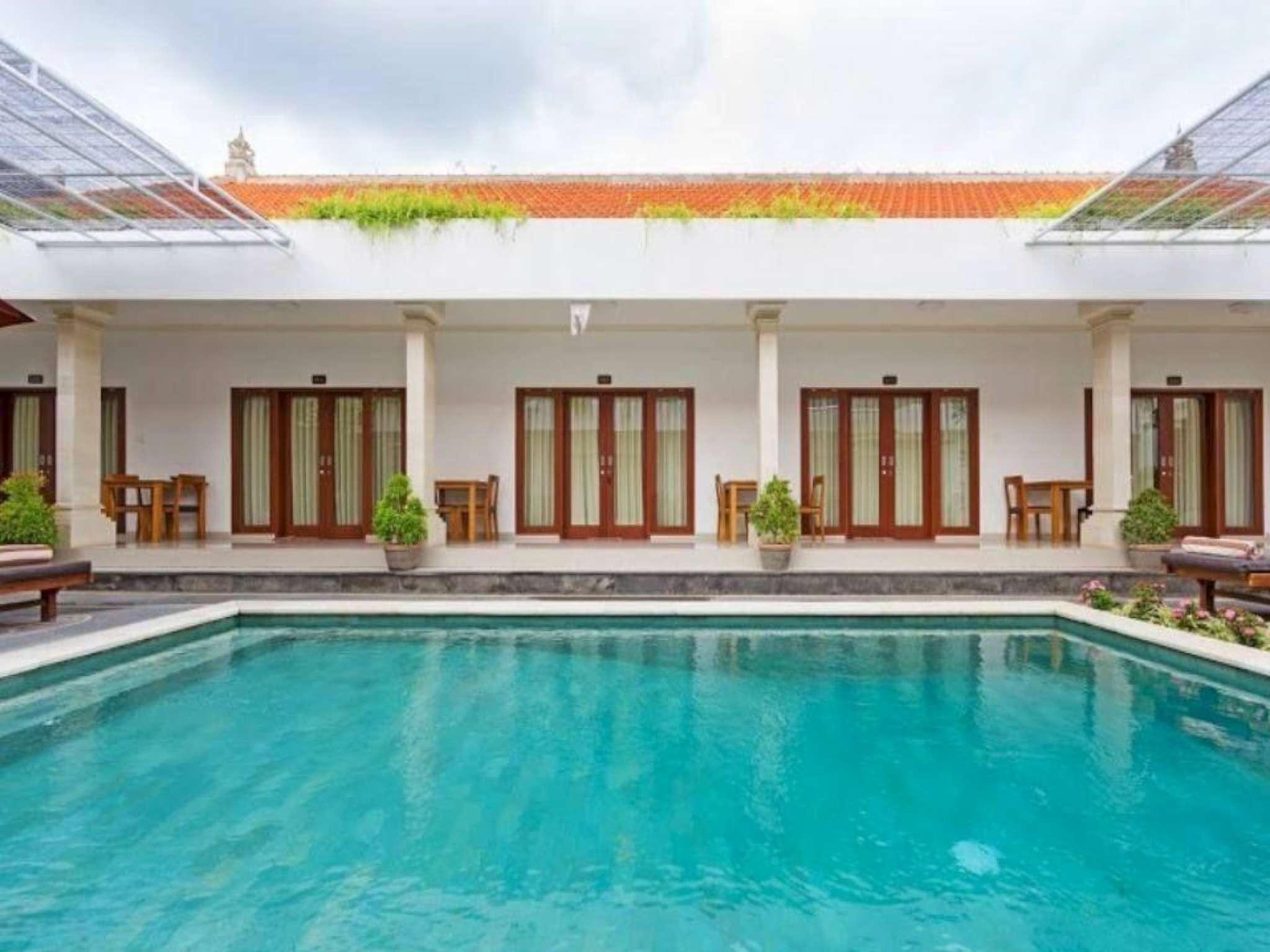 Tropical Villa At Kerobokan