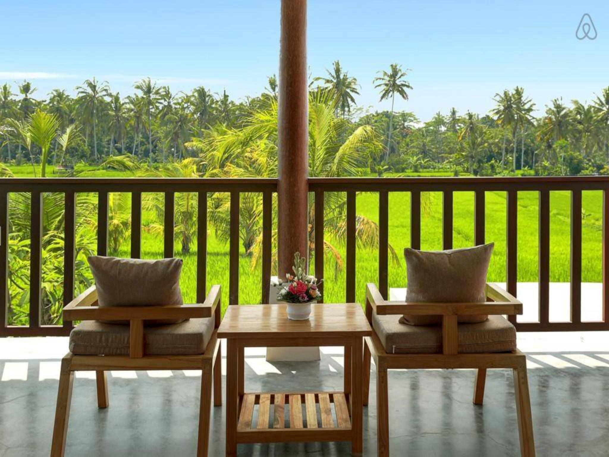 3 BDR Villas Sativa Suite at Ubud